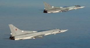 Руски стратешки бомбардери стижу на Крим 2