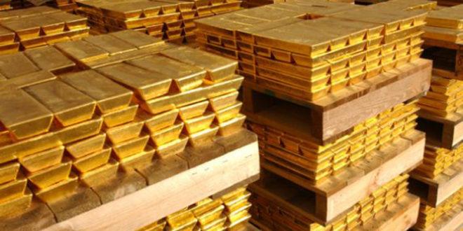 Све више земаља повлачи злато из америчког ФЕД-а 1