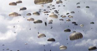 Масовне вежбе падобранаца Војске Русије (видео) 13