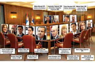 У Шарићевој мрежи и два политичара (само?)