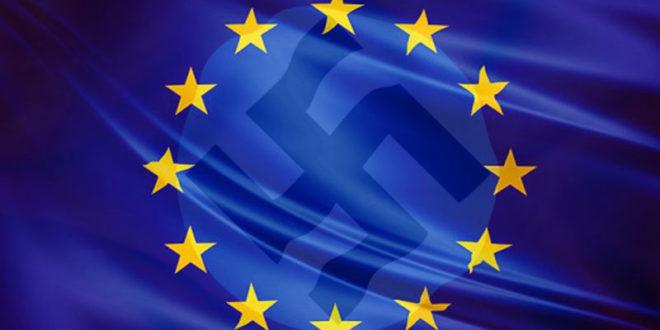 Кијевски ЕУ-нацисти не намеравају да прекину казнену експедицију на истоку Украјине 1