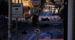 Повратак класног и идеолошког тероризма у Европу: Експлодирао аутомобил бомба у центру Атине! 11