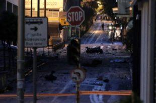 Повратак класног и идеолошког тероризма у Европу: Експлодирао аутомобил бомба у центру Атине!