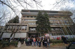 Студенти ФПН Београда против независног Косова којег признају званични органи факултета! 5
