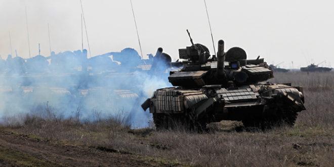 ПРПА! Кијевска ЕУ-нацистичка хунта обуставила операције против Руса пошто се на граници појавила руска војска! 1