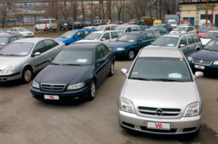 Нови намет на увоз половних аутомобила