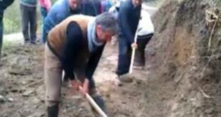 Ко у Титово време: Народ под Голијом сам и без ичије помоћи отклања последице поплава! (видео) 11