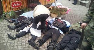 Дојче Веле: Кијевску пучисти су ангажовали снајперисте који су немилице убијали по улицама Кијева! 6