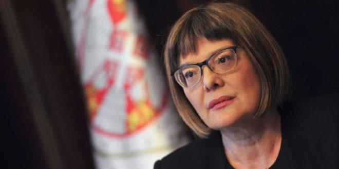 Врх СНС огрезао у криминал и корупцију, Маја Гојковић оштетила државу за преко три милиона евра а тужилаштво одбацило пријаву због застарелости