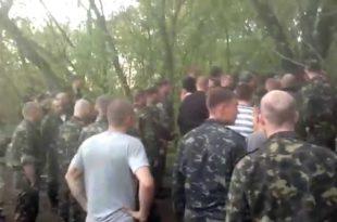 ХИТНО! У Украјинској војсци избила жестока побуна (видео)