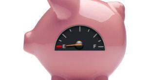 Кућни буџет месечно у минусу 1.224 динара 6