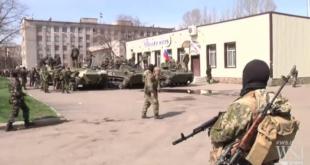 Украјински падобранци прелазе на страну народа у Славјанску! (видео) 9