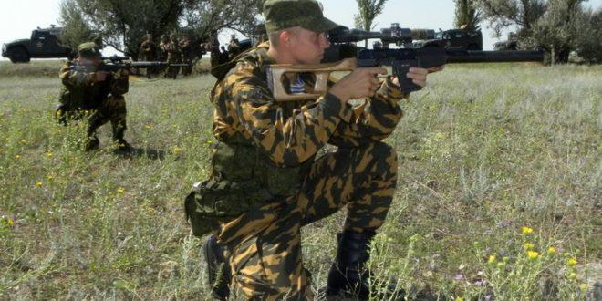 Падобранска бригада прешла на страну бранилаца Славјанска! 1