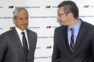Вучић одлучио: Из владе лети СПС и Дачић а улазе ДС и СДС!