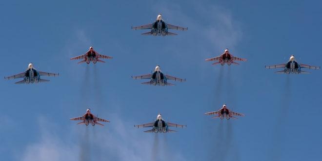 Авиони у небу Крима: у страху велике очи 1