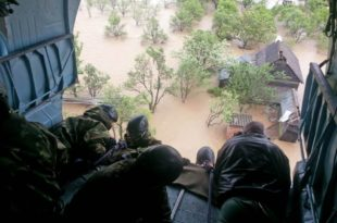 Погледајте акције спасавања које изводе професионалци Војске Србије! (фото галерија)
