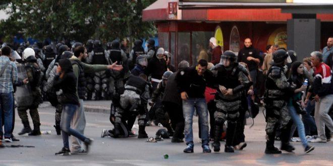 Шиптар убио Македонца, хаос у Скопљу (фото) 1