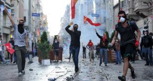 """""""Прослава"""" празника рада у Турској (видео) 10"""