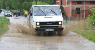 Поплава прекинула пут Неготин - Кладово 11