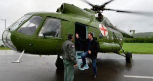 БЕЖАНИЈА! Вучић у страху од протеста, бежи на НБГД и захтева да стално дежура хеликоптер испред палате Србија 10