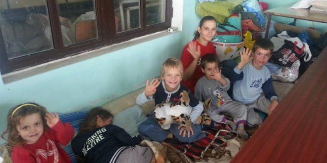 Српска деца у пауковој мрежи