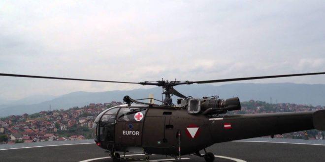 Упркос вапају грађана БиХ: ЕУФОР не да своје хеликоптере!