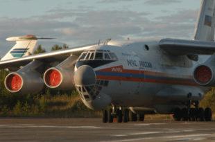 Русија прва послала Србији помоћ!