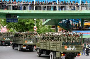 Кина: Почела антитерористичка акција у Урумћију
