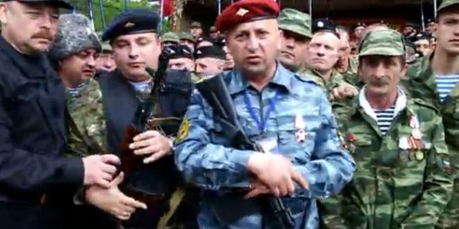 Два батаљона са Крима кренула у помоћ Славјанску и Крематорску! (видео) 1