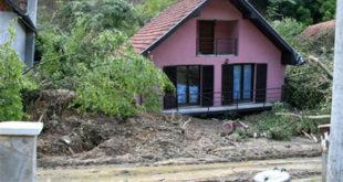 Шетња кроз Крупањ после поплава - улица Вука Караџића (видео) 10