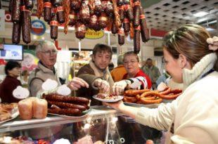 Руски бојкот пољских и европских производа, меса, воћа...