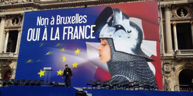 Француска десница осудила кијевску ЕУ-наци хунту! 1