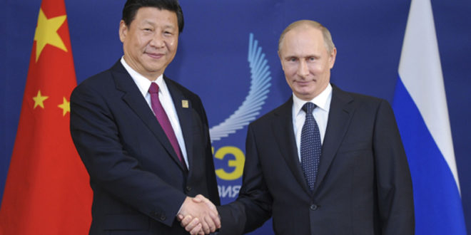 Русија и Кина одлучиле да тешње координирају своју спољну политику