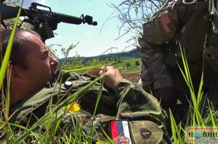 """ЕКСКЛУЗИВНО: """"Српски војници"""" на НАТО вежбама са шиптарима у Немачкој! (видео) 10"""