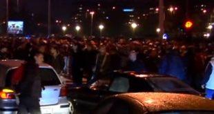 Дошли да помогнемо па добили батине од панчевачке жандармерије! ШАБАЦ 16.05.2014 (видео) 2