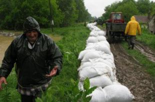 ШАБАЦ У СТРАХУ: Нови талас водене стихије стиже ноћас!