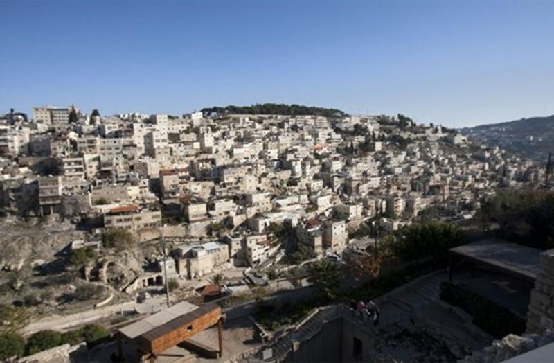 Најстарији део Јерусалима - Давидов град