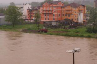 Поплаве: Критично стање, ситуација у Бањалуци изузетно тешка