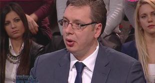 Наша Патка: Вучић дошао на Пинк да поднесе оставку, али Саша Поповић није хтео да га пусти у Звезде Гранда 6