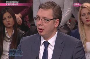 Наша Патка: Вучић дошао на Пинк да поднесе оставку, али Саша Поповић није хтео да га пусти у Звезде Гранда 2
