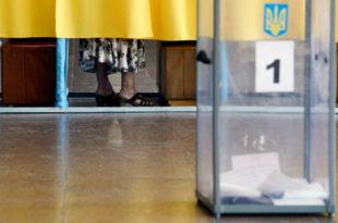Излазност на председничким изборима у Украјини – мизерних 17,52%