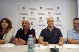Опљачкали, развалили и уништили Србију па одлучили да угасе УРС (Г17+)