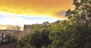 Жуто небо над Београдом задивило Београђане 10