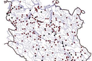 Потоп прети Србији на 180 места