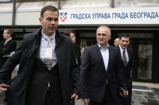 Колико сте пара узели да отпишете 5 милиона € дуга Београду бандо лоповска?