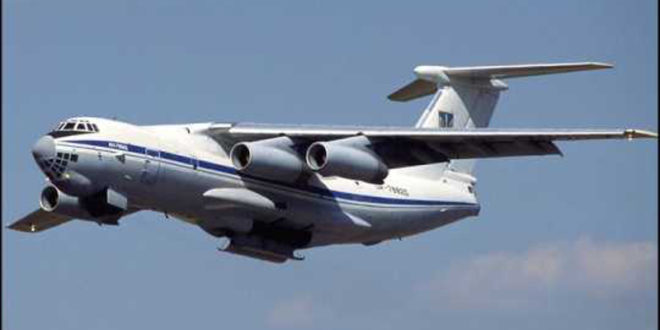 Оборена два војна авиона кијевске хунте - Ил-76 и Су-24 (видео) 1
