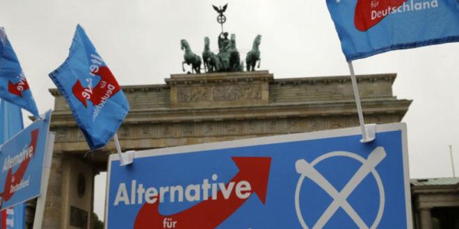 Алтернатива за Немачку: Ангела Меркел и цео владајући систем морају да нестану 1