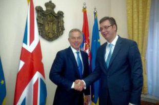ВЕЛЕИЗДАЈНИЧЕ, иза тог нон-пејпера не стоји Србија већ ти и Тони Блер УШТВО ОДВРАТНА!