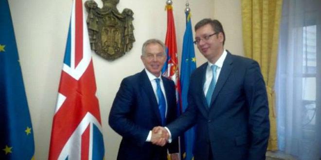 Зашто Блер и Британци саветују Владу Србије?