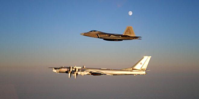 Руски стратешки бомбардери ушли у зону под контролом САД-а у близини северне Калифорније 1